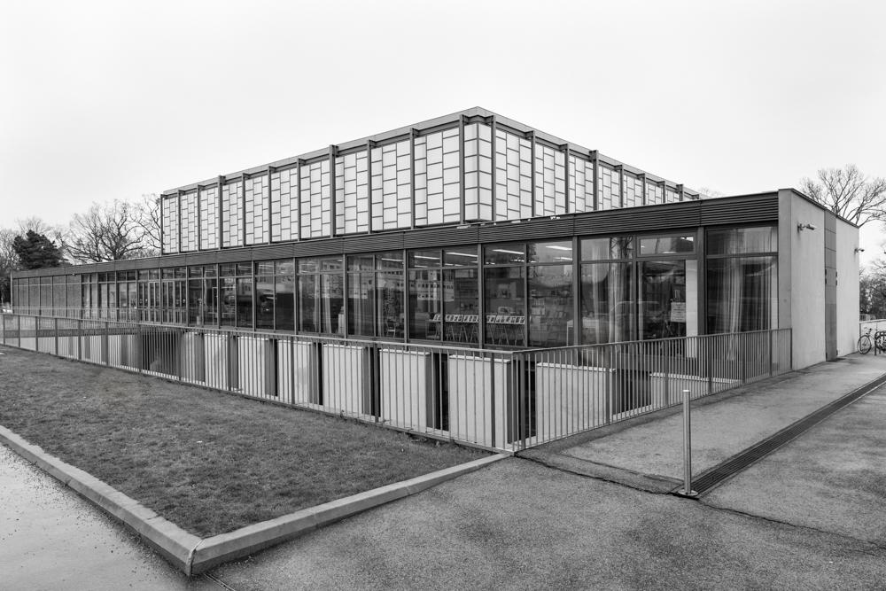 Architekturfotografie Belvedere 21