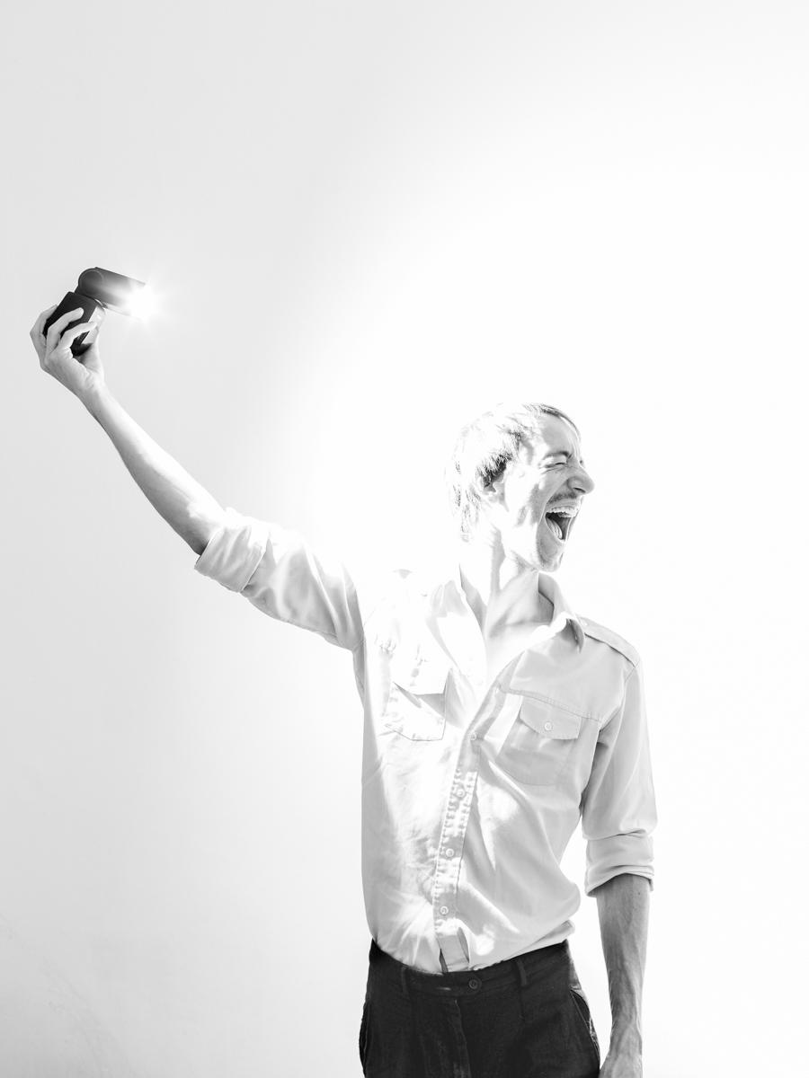 Pressefoto Musiker Schrecken